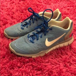 Nike Free Fit 2 Running Athletic Shoes Sneakers